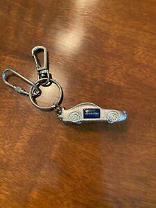 Mercedes Benz Sports Car Illuminated Key Ring Chain