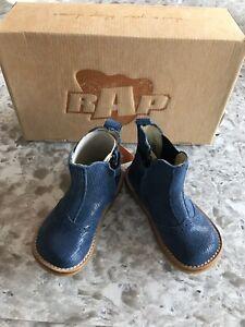 Arauto Rap Baby Boots Size 20 Uk Baby RRP £76 BNIB