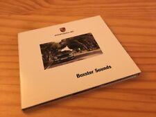 Porsche Boxster Sonidos CD música edición Porsche 2008