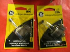 896--GE--LOT OF 2-- -HALOGEN-FOG--DRIVING-CLEAR-BULBS-RAM-CORVETTE ,ORTHERS