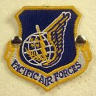 USAF Air Force Pacific Air Forces PACAF Insignia Badge Full Color Patch V 2