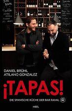 Tapas Die spanische Küche der Bar Raval Spanisch kochen Speisekarte Buch