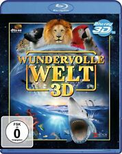 Wundervolle Welt - Special Real 3D Edition (3D Blu-ray) Blu-ray *NEU*OVP*