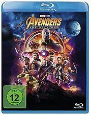 Avengers: Infinity War [Blu-ray] von Russo, Anthony,... | DVD | Zustand sehr gut