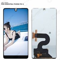 Pour Essential phone PH-1 LCD Écran Display Touch Screen Digitizer Black Noir H2