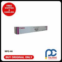 New & Original CANON NPG-46 Magenta Toner Cartridge for iR C5030,C5035,C5235