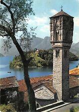 BT0371 Lago di como toree gotica a l sola comacina       Italy