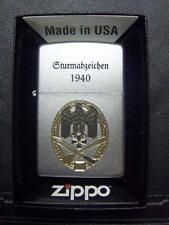 Zippo Sturmfeuerzeug STURMABZEICH 1940