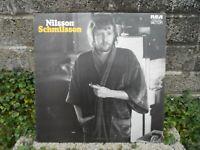 Nilsson Schmilsson vinyl record LP - Vintage 1972 RCA