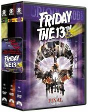 Friday the 13th Complete Series DVD Set Season 1 2 3 TV Show Collection Episode