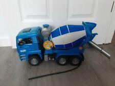 Bruder #02814 Mack Granite Cement Mixer Truck mx 5000 tba 41.440 man 2002