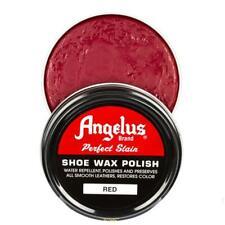 ANGELUS RED SHOE WAX POLISH