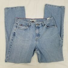 Tommy Hilfiger Jeans Womens Sz 12 Classic Bootcut Lot of 2 Light Wash A12