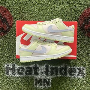 """Nike Dunk Low """"Lime Ice"""" - Size 8W"""
