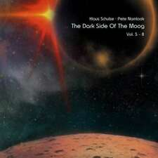 Schulze Klaus & Pete Namlook - The Dark Side Of The Moog Vol. Nuovo 5 X CD