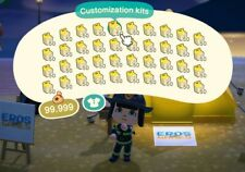 500 Customization Kit - Animal Crossing New Horizons