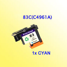 1x cyan printhead for hp83 C4961A for Designjet 5000 5000ps 5500 5500ps