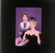 113U MORGAN FAIRCHILD 1983 Harry Langdon 35mm  Transparency w/rights