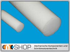 Kunststoffstab rund Polyamid Rundstab DM  06 mm PA6 natur je 1 m