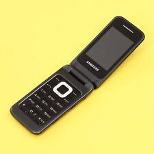Samsung C3520 [GT-C3520] 2G Flip Mobile Phone (Unlocked) *AS IS*