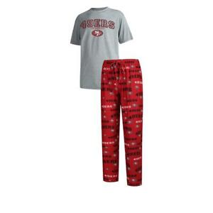 Officially Licensed NFL Men's Fairway Pajama Set by Concepts Sports 670996-J