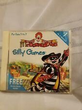 McDonalds Silly Games Cd-Rom #1 - Computer Game Pc Windows Expert Software 1997