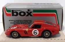 Voitures miniatures de tourisme rouge moulé sous pression pour Ferrari