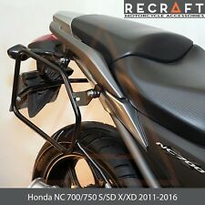 Honda NC 700 / 750 S / SD X / XD 2011-2016 Side Carrier Luggage Mount ver.1
