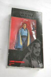 "Hasbro LANDO CALRISSIAN #39 Star Wars Black Series Action Figure 6"""
