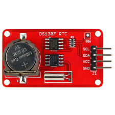 High Accuracy 4.5-5.5VDC DS1307 AT24C02 I2C RTC Real Time Module For Arduino HM