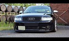 Audi A4 S4 B6 8E 8H Front Bumper Cup Chin Spoiler Lip Splitter Valance S Line