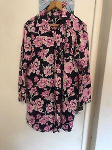 Ralph Lauren Women Pyjama Shirt Onesize