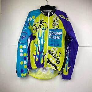 Voler Pactimo lot of 4 Bike 1 Jersey 2 Bib short 1 jacket Cycling Multicolor XL
