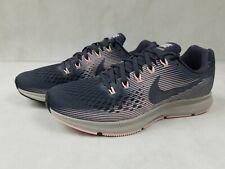 Women Nike Air Zoom Pegasus 34 Running Shoes Gridiron Carbon Size 10 Sneaker