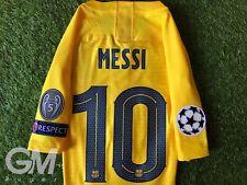 Maglia Nike Vapor Match Player Store Jersey Barcelona Barcellona Fourth Messi M