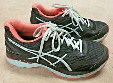 Asics GT-2000 Gel Running Shoe Women Sz 7.5 Sneaker Black FluidRide IGS worn 2x