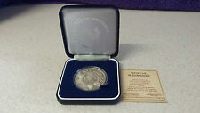 Singapore 1977 Silver Proof $10 Coin 10th Anniversary of ASEAN