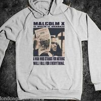 Africa, Malcolm X sweater hoodie, T-shirt, Mandela, MLK, Ferguson, Mike Brown