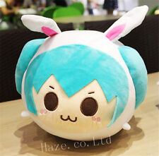 Anime Vocaloid Hatsune Miku Cute Plush Hugging Pillow Cushion Gift Hot