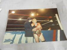 #31   Vintage Professional Wrestling Wrestler WCCW  USWA  Photo Eric Embry