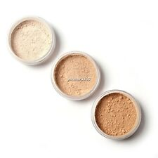 3 Color Face Translucent Smooth Foundation Waterproof Loose Finish Powder Makeup