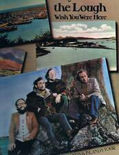 THE BOYS OF THE LOUGH -Wish You Were Here- 1978 Flying Fish Lp