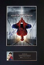 #557 ANDREW GARFIELD Reproduction Signature/Autograph Mounted Signed Photograph