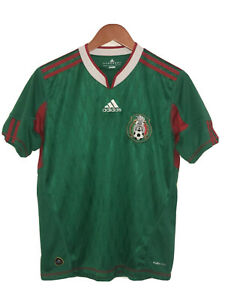 Adidas South Africa 2010 Mexico Vintage Soccer Jersey Youth (XL)