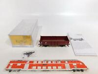 CI913-0,5# Brawa H0/DC 48606 Güterwagen E037/505 5 213-4 DB NEM, NEUW+OVP