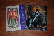 Lot of (2) Different NBA Basketball All-Star Programs-1995 & 1998-NM