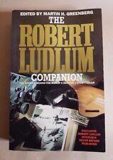 The Robert Ludlum Companion by Robert Ludlum (Paperback / softback, 1993)
