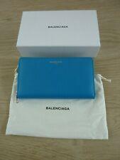 Balenciaga Zip around wallet new with box