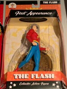 First Appearance The Flash Collector Action Figure DC Direct NOC