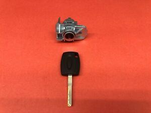 2012-2017 FORD FOCUS FRONT LEFT DRIVER DOOR LOCK CYLINDER W/ KEY NEW!